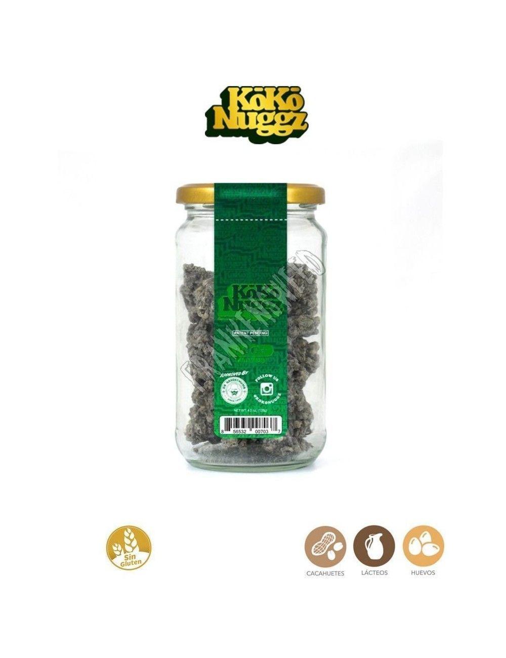 Koko Nuggz - Chocolate Bud - 4.5oz (Glass Jar)