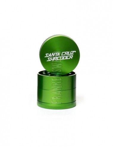 Santa Cruz Shredder 4-piece Medium - Green Gloss