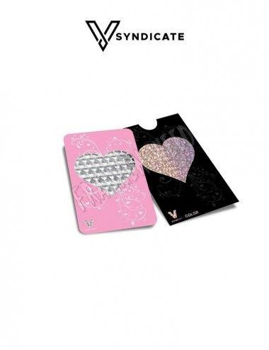 Grinder Card vSyndicate - Heart
