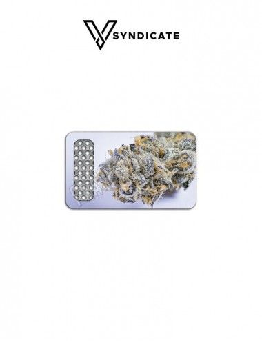 Grinder Card vSyndicate - Girl Scout Cookies