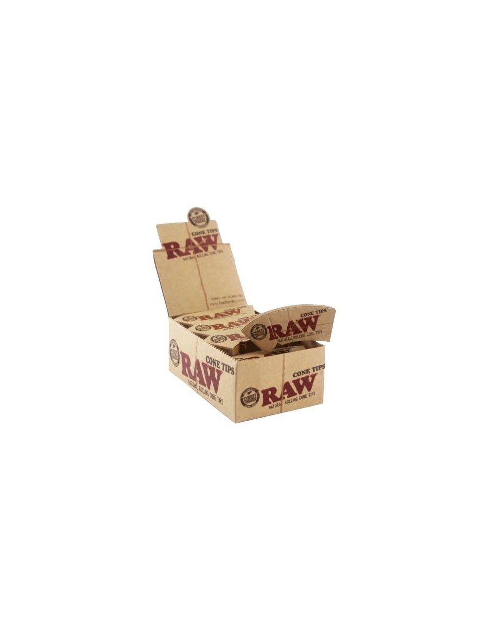 RAW Tips Cone Maestro Box