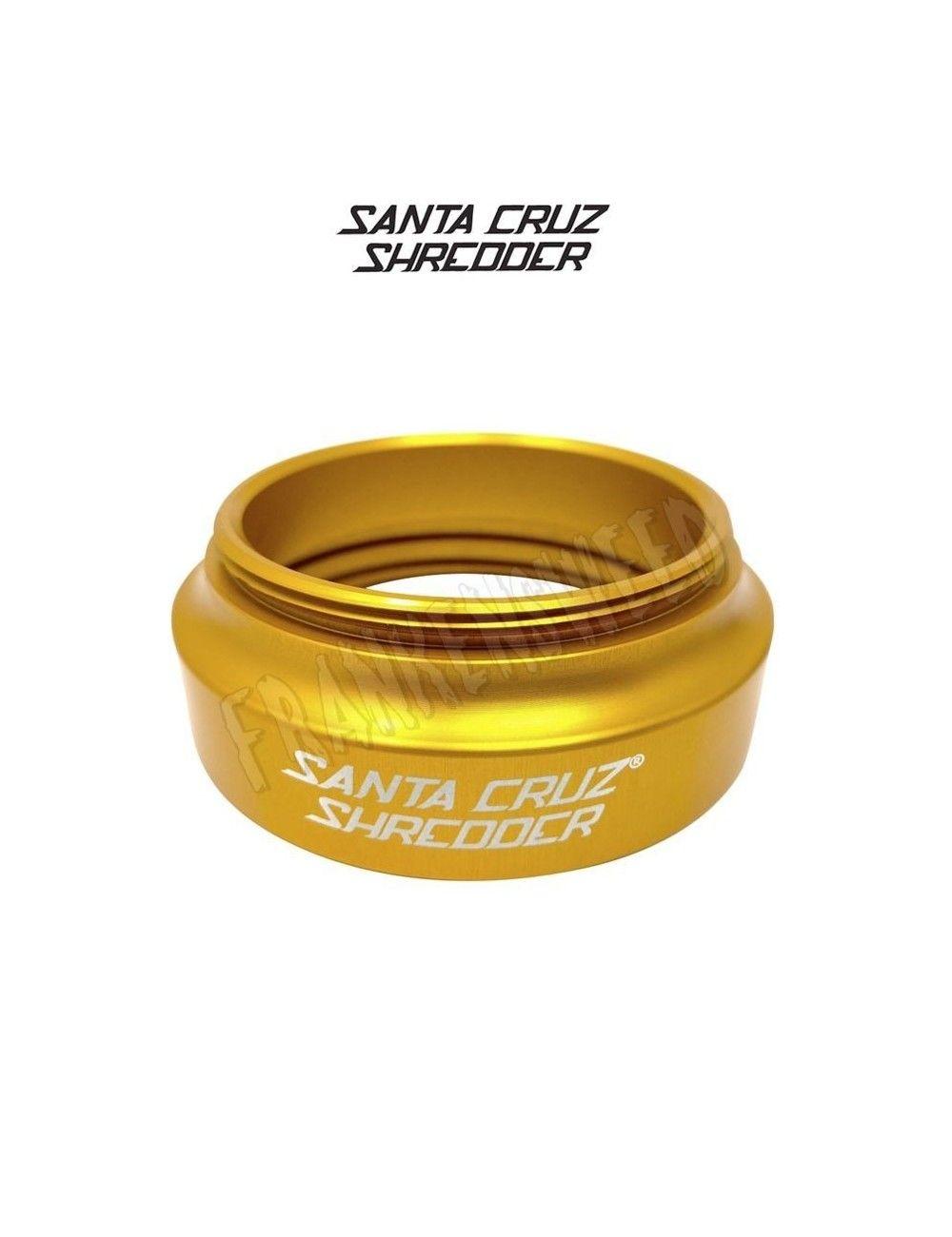 Santa Cruz Shredder Mason Jar Adapter - Gold