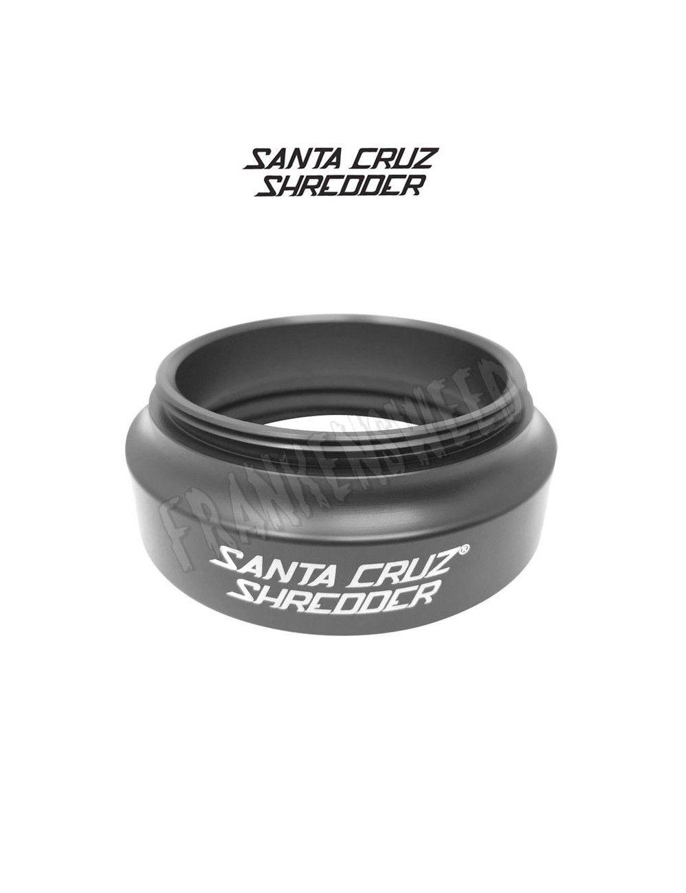 Santa Cruz Shredder Mason Jar Adapter - Black