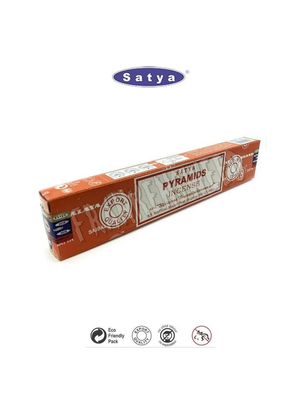 Pyramids Satya Sai Baba Incense Sticks