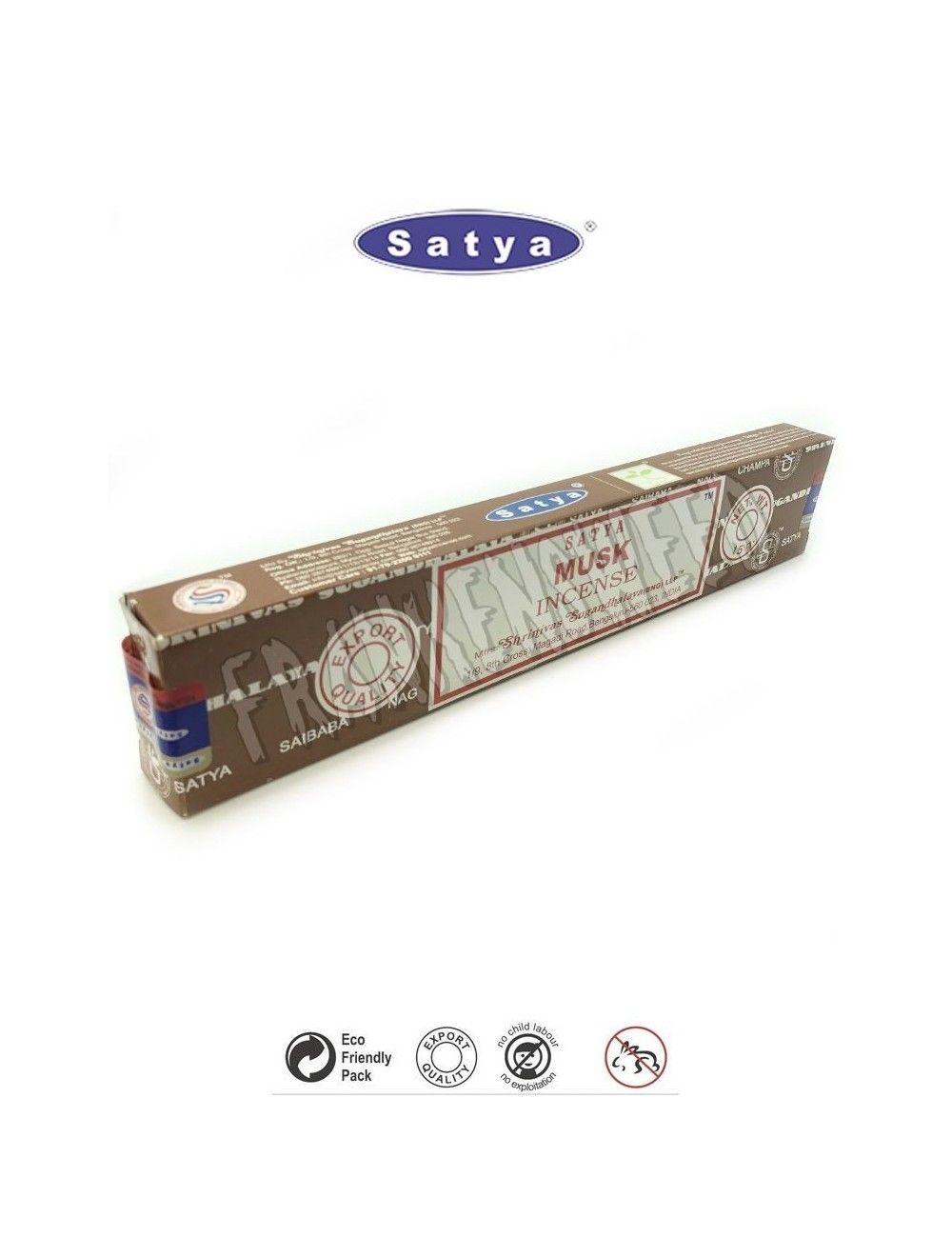 Musk - Satya Sai Baba - Incense Sticks