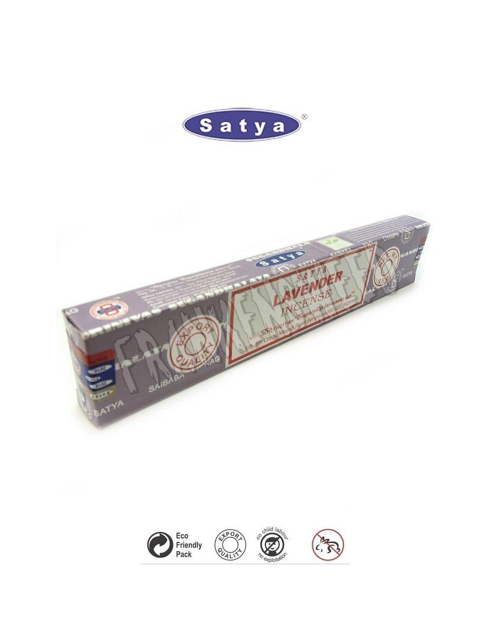 Lavender - Satya Sai Baba - Incense Sticks