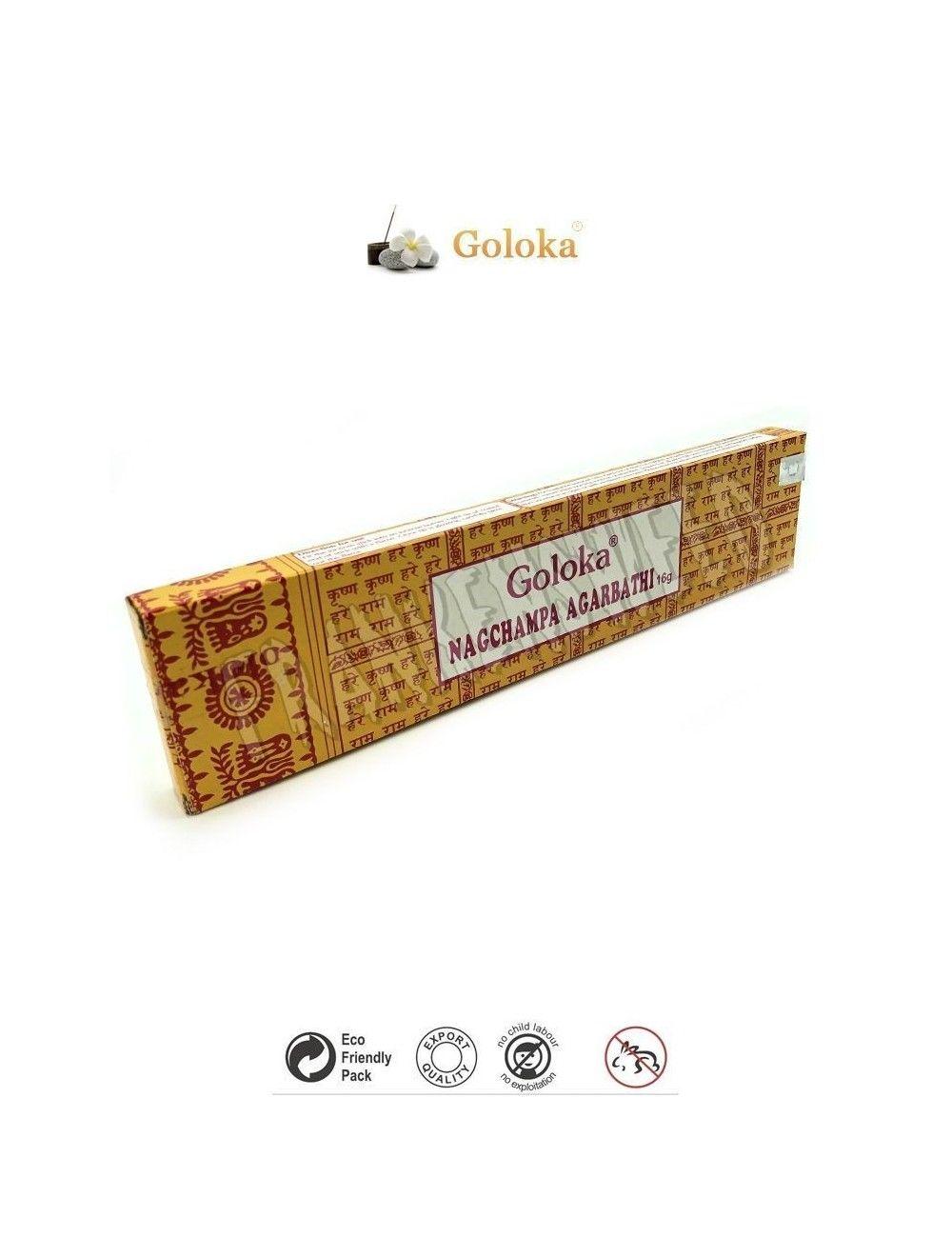Agarbathi Nagchampa - Goloka - Incense Sticks