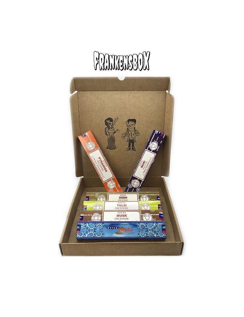 The Exotic FrankincBox