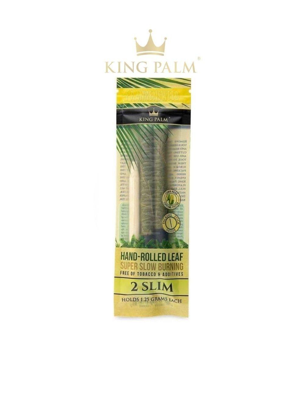 Disfruta los nuevos King Palm en España y de forma Online.