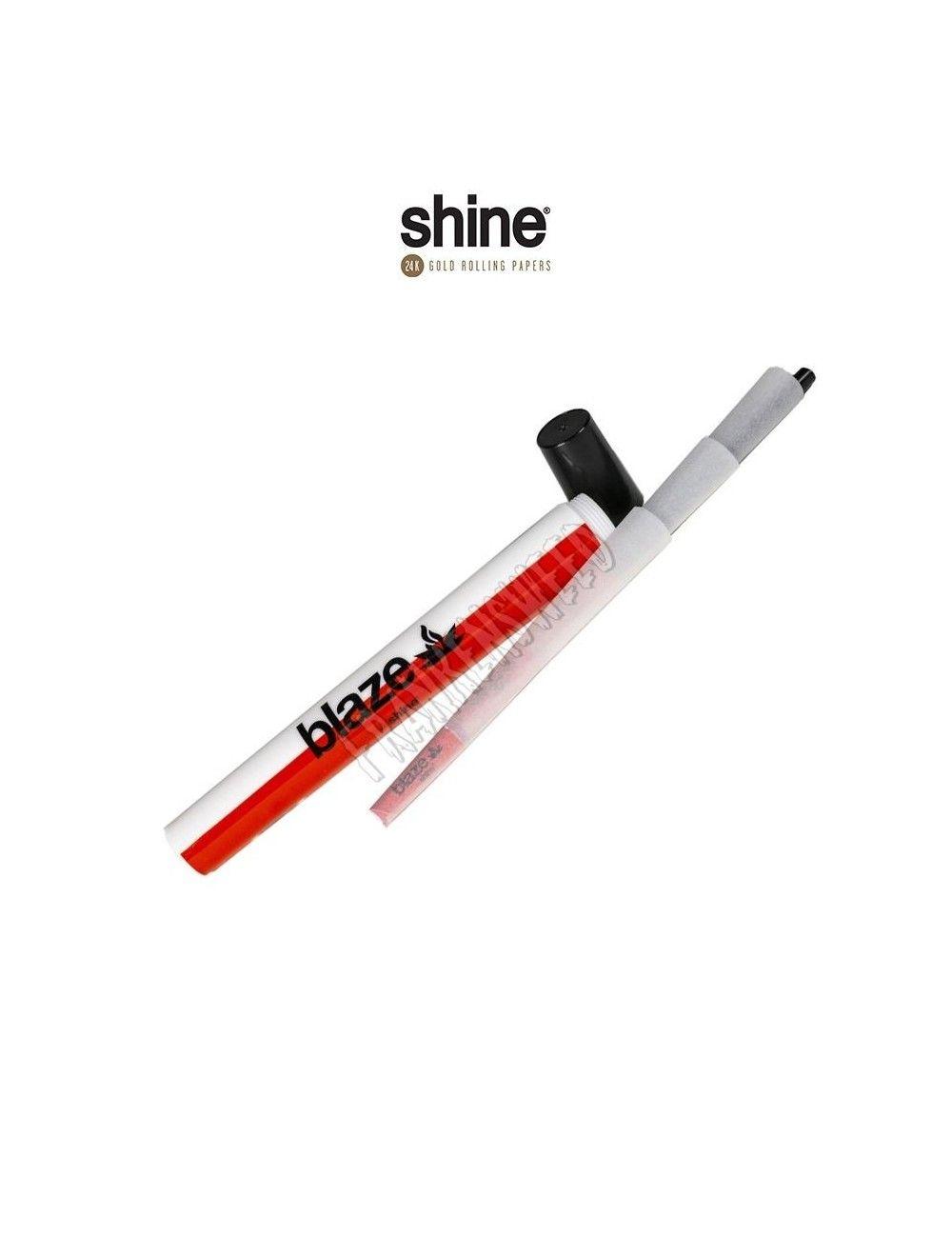 Comprar en España Blaze Hemp Cones Tube by Shine, en Frankensweed Shop