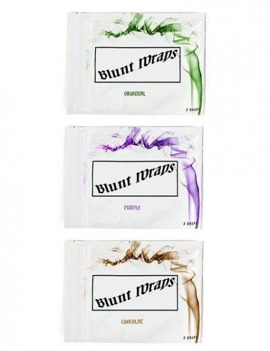 Blunt Wraps