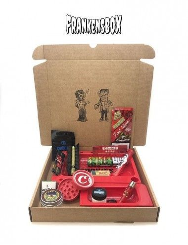 The Red Cookies FrankensBox
