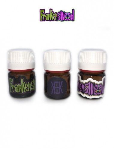 Swaggy Honey Glass Frankensweed, FKW y Bride