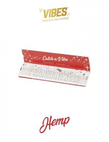 Comprar Vibes Papers Hemp en España, sólo en Frankensweed Shop Online.