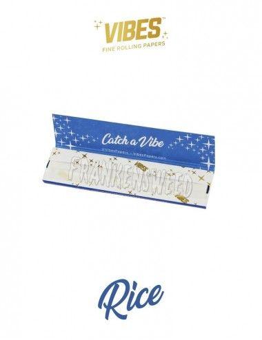 Vibes Papers Rice KS Slim