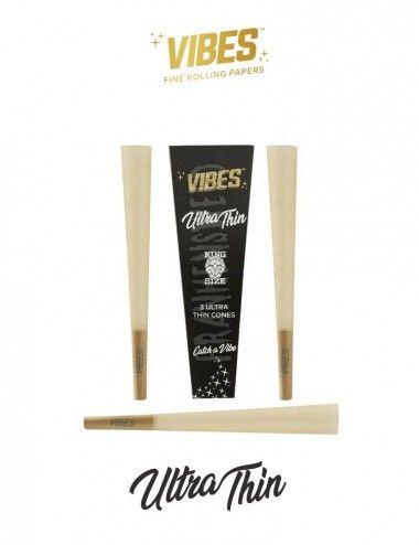 Comprar Vibes Cones Ultra Thin en España, sólo en Frankensweed Shop Online.