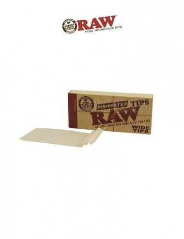 Comprar Caja de boquillas RAW Tips Wide en Frankensweed Shop Online, España.