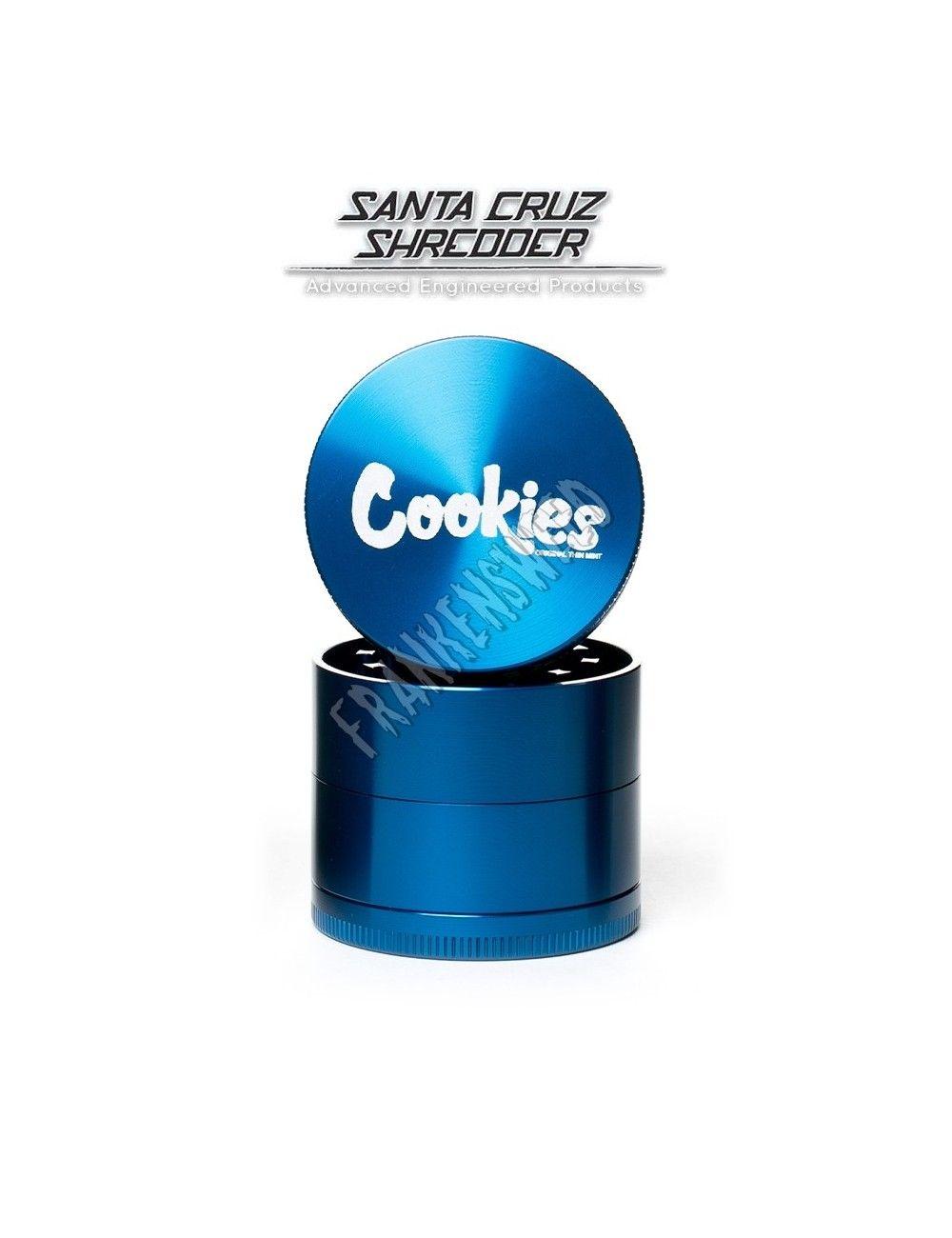 Santa Cruz Shredder 4-piece Medium - Blue Cookies