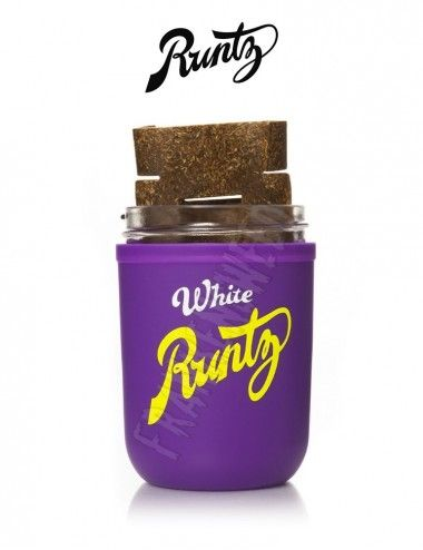 White Runtz x Re:Stash Jar 8oz