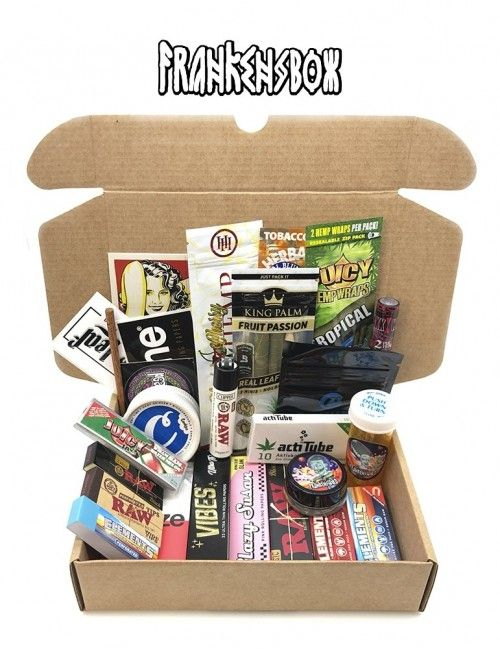The Krampus FrankensBox