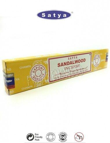 Sandalwood - Satya Incense...