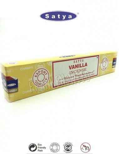 Vanilla - Satya Incense Sticks