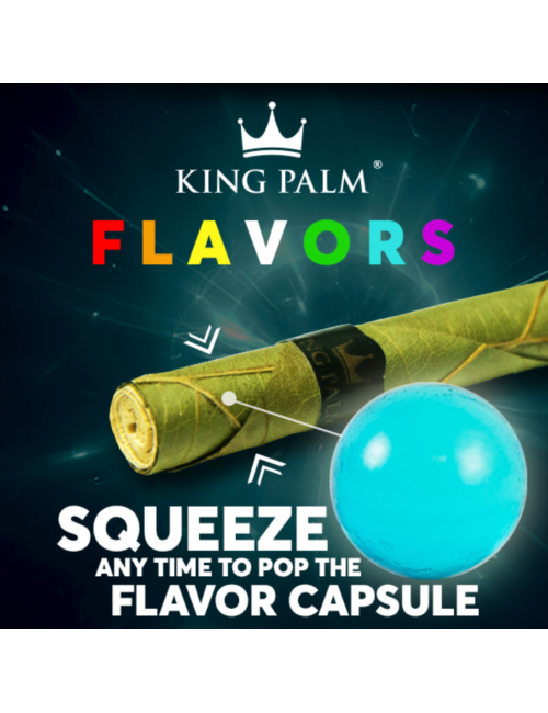 Filtros King Palm Berry Terps