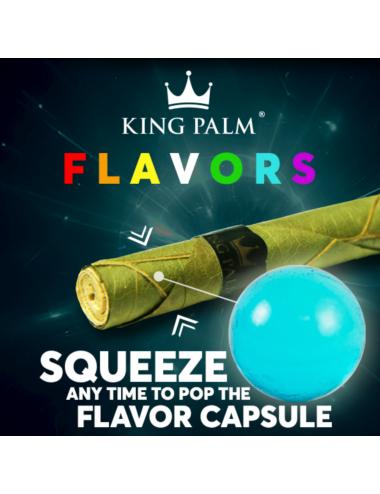 Filtros King Palm Banana Cream