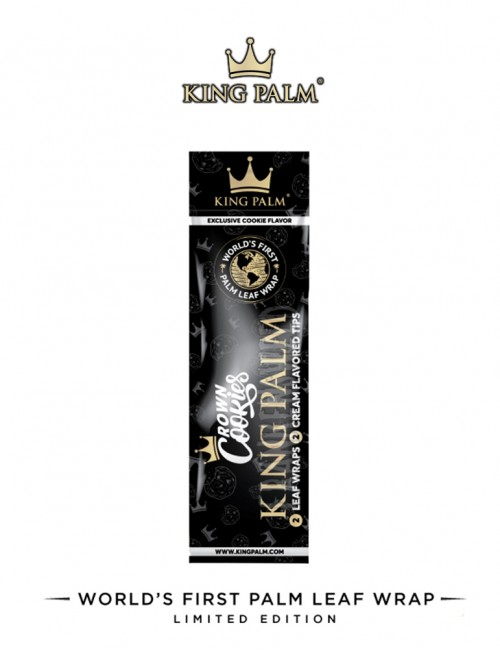 King Palm Wraps - Crown Cookies
