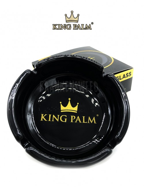 Cenicero King Palm Ashtray